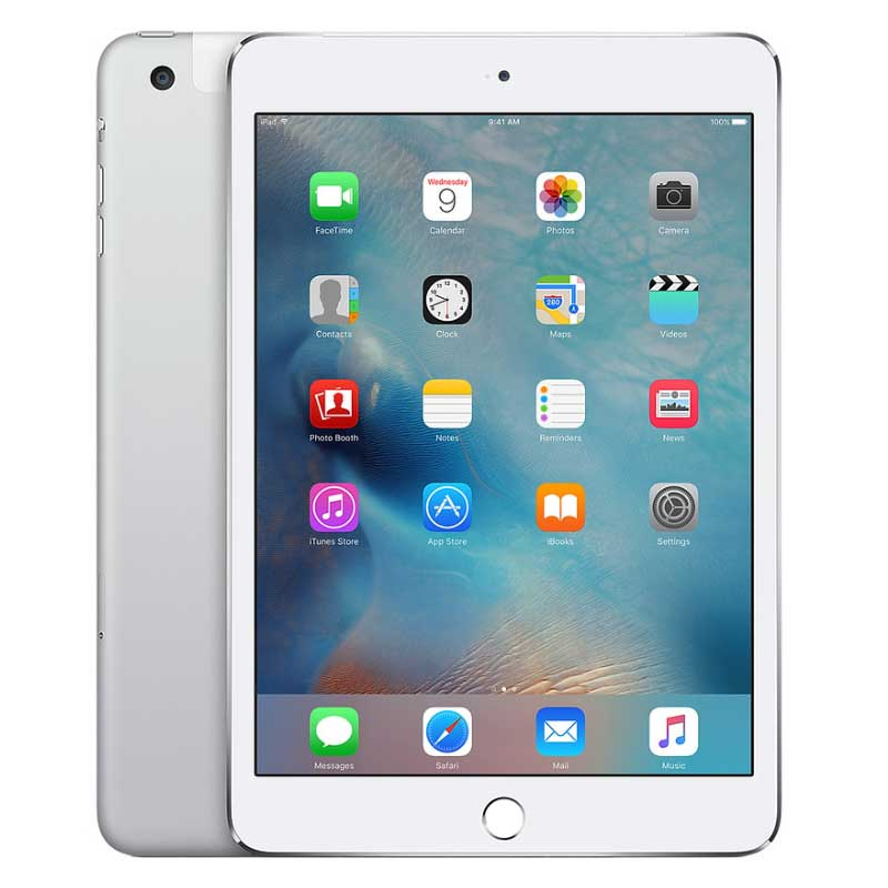 Buy Refurb iPad Mini 4 Wi-Fi+Sim Card 128GB A1550 at 3cnz