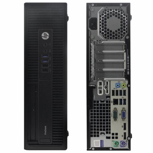 Refurbished HP Pro Desk 600 G2 SFF