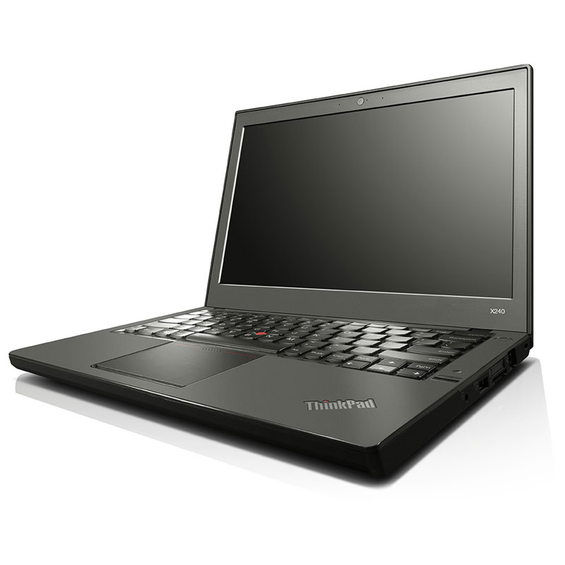 Lenovo Thinkpad X240 SSD Notebook Core i5-4300u 1.90GHz 4GB 240GB SSD 12.1″ Win10