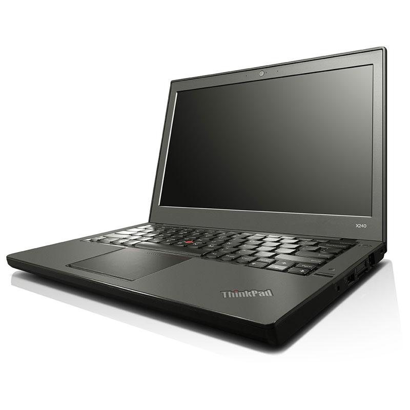 Lenovo Thinkpad X240 SSD Notebook Core i5-4300u 1.90GHz 4GB 240GB SSD 12.1″ Win10