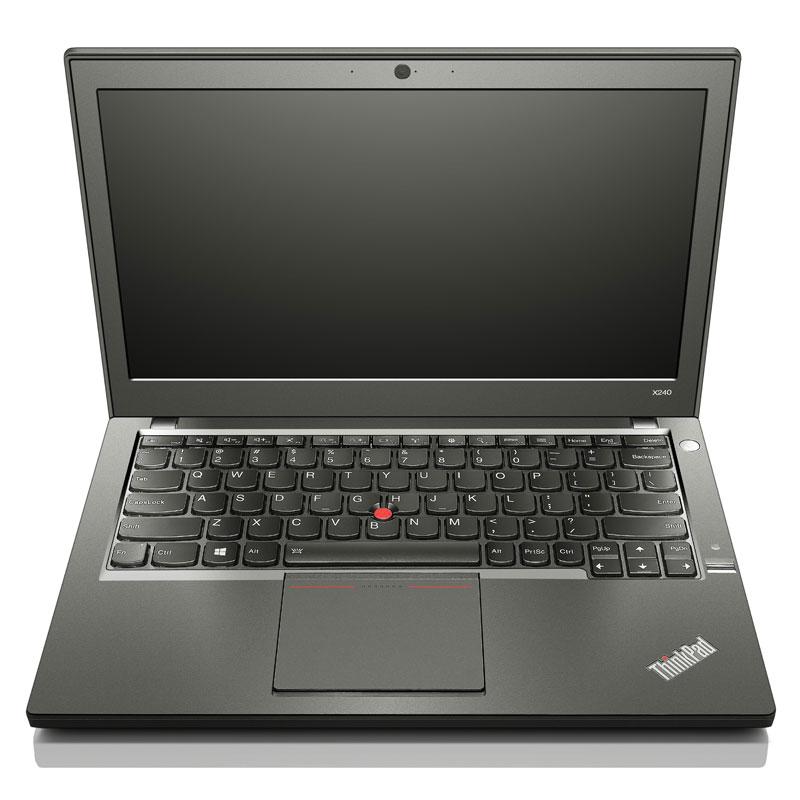 Lenovo Thinkpad X240 SSD Notebook Core i5-4300u 1.90GHz 4GB 240GB SSD 12.1″ Display NoDVD Win10