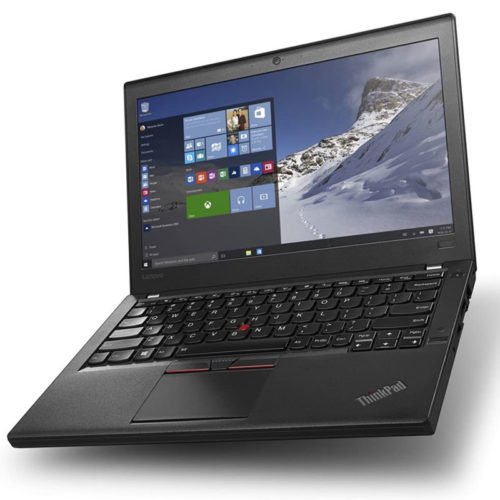 Lenovo Thinkpad X260 SSD Notebook
