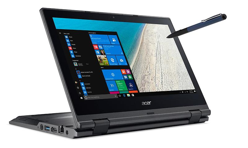 Buy Refurbished Acer Travel Spin B118 Touch Screen PC with 11.6in Screen, Intel Celeron N4096, 4GB RAM, 128GB SSD from 3CNZ