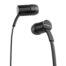 SOL REPUBLIC Jax In Ear Headphones Single Button - Black