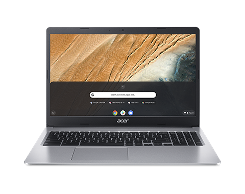 "New Acer Chromebook 315 CB315-3H-C2C3-15.6""-Celeron N4000-4GB RAM-32GB eMMC"