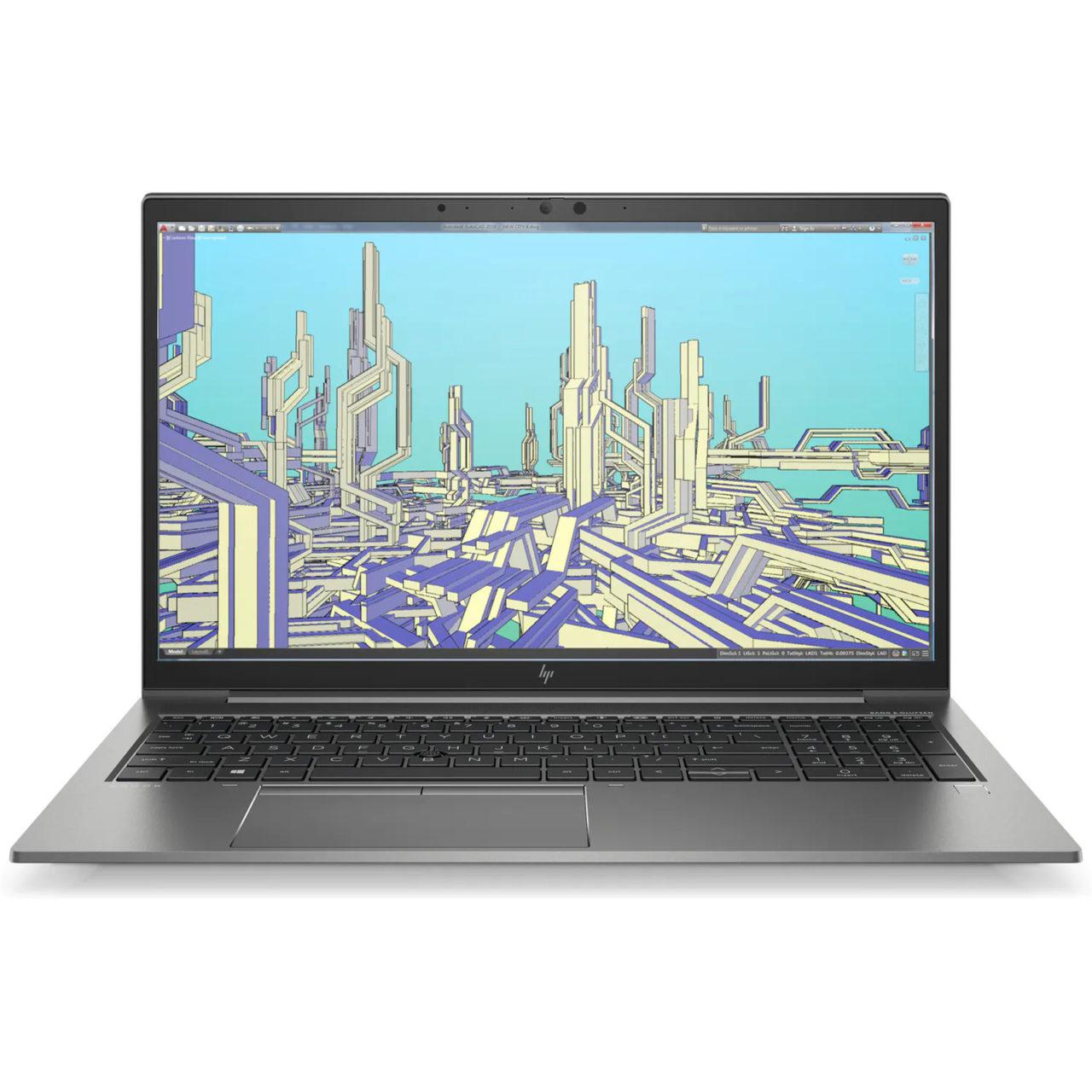 Refurbished HP Laptop ZBook Studio
