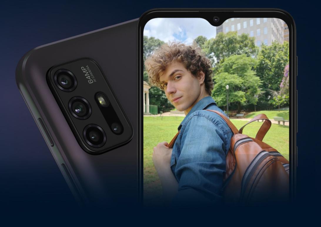 Motorola Moto G30 (2021) Dual SIM Smartphone