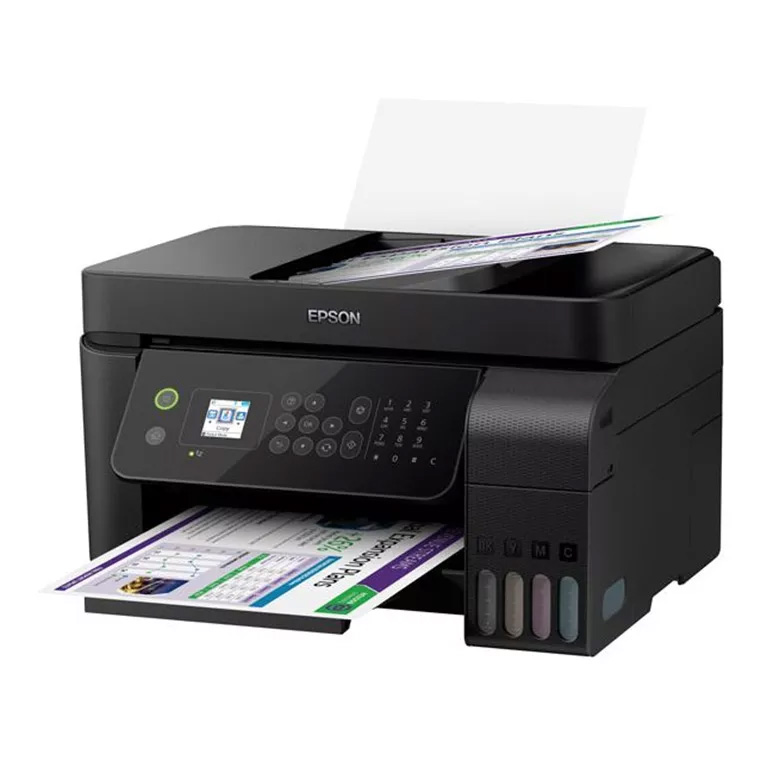 Epson WorkForce EcoTank ET-4700 Inkjet Printer